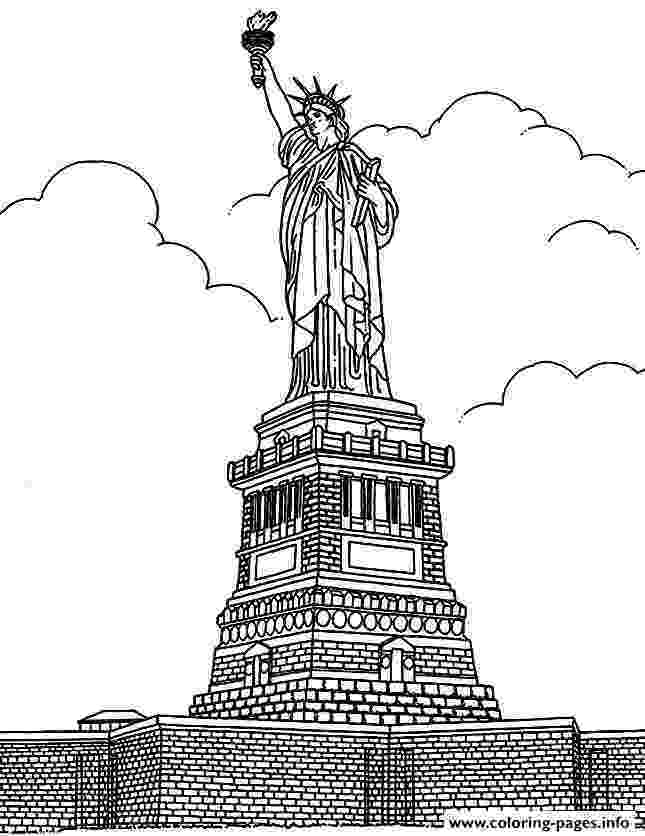 new york coloring pages printable city coloring adult new york statue liberte coloring pages pages york coloring new printable