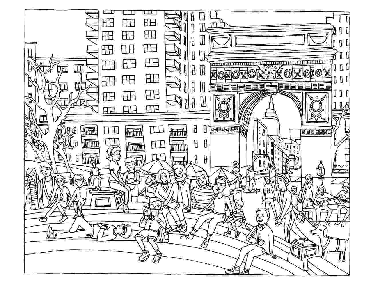 new york coloring pages printable do you pages york printable new coloring