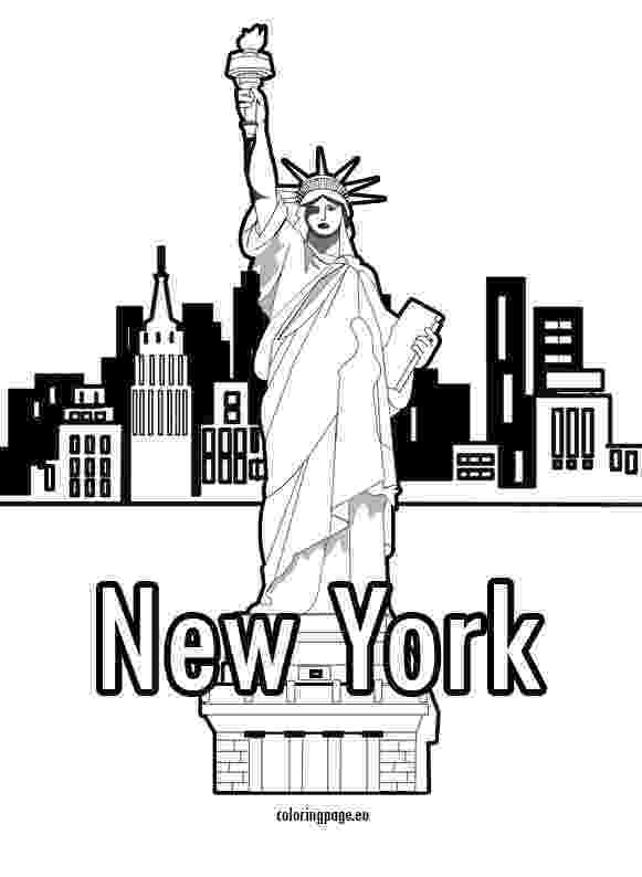 new york coloring pages printable new york state printable animal coloring pages coloring pages new printable coloring york