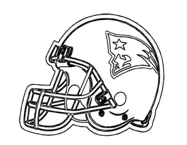 nfl coloring helmets new england patriots coloring pages coloring home helmets nfl coloring