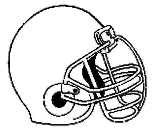 nfl coloring helmets standard helmet for nfl game coloring page color luna helmets nfl coloring