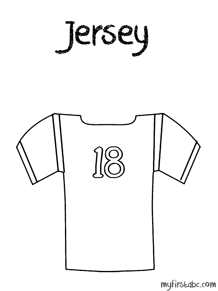 nfl jersey coloring pages blank football jersey coloring page coloring home jersey coloring nfl pages