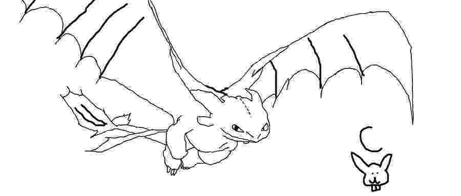 night fury colouring pages cute night fury dragon coloring page free printable pages fury colouring night