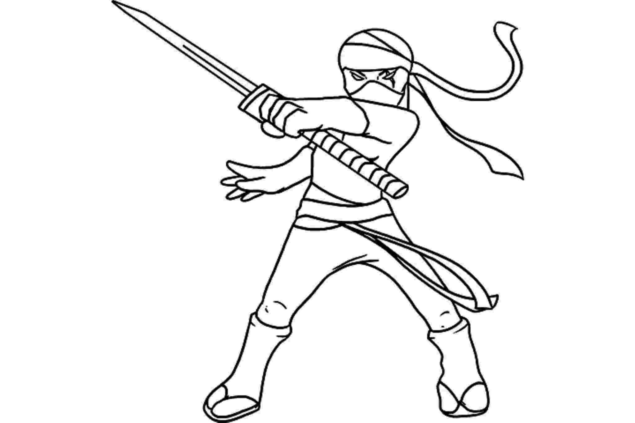 ninja coloring pages ninja coloring pages to download and print for free pages ninja coloring