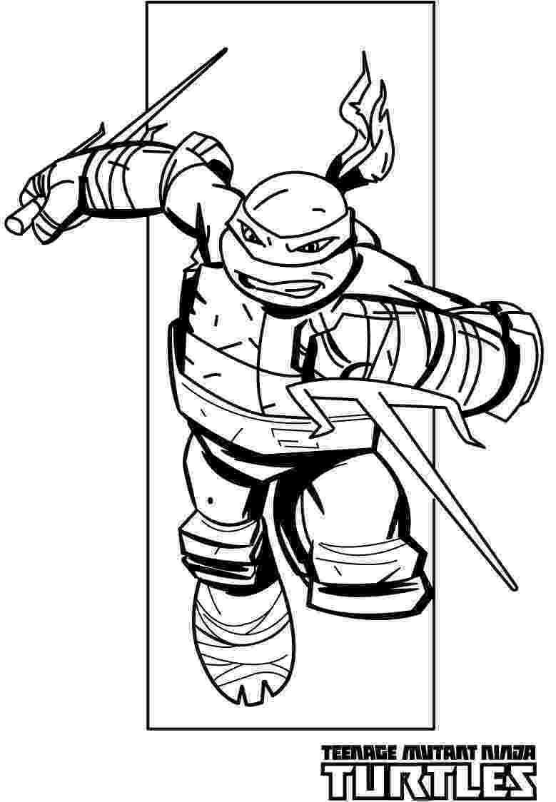 ninja turtle printables ninja turtles coloring pages from animated cartoons of ninja turtle printables