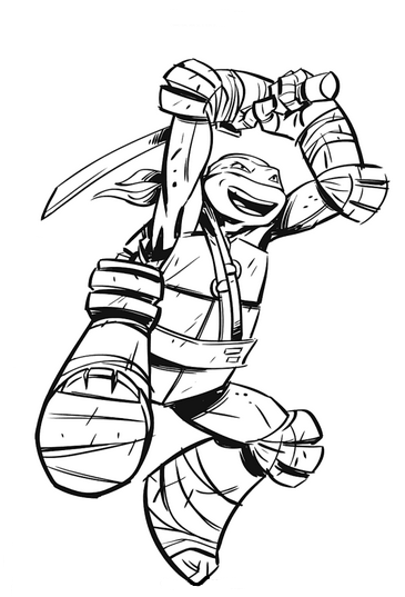 ninja turtles for coloring paper coloring pages ninja turtle leonardo coloring pages ninja turtles for coloring
