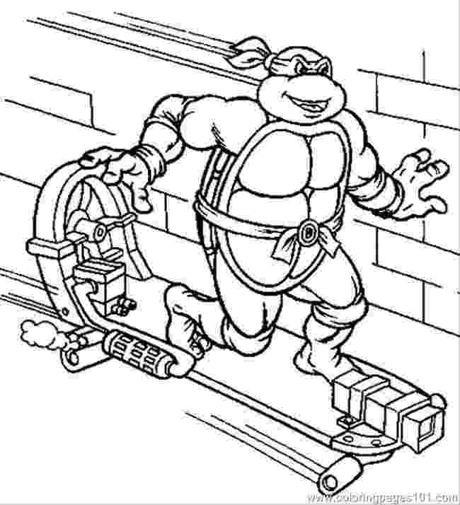 ninja turtles for coloring tmnt coloring pages printable pages 3 lrg cartoons ninja coloring for turtles