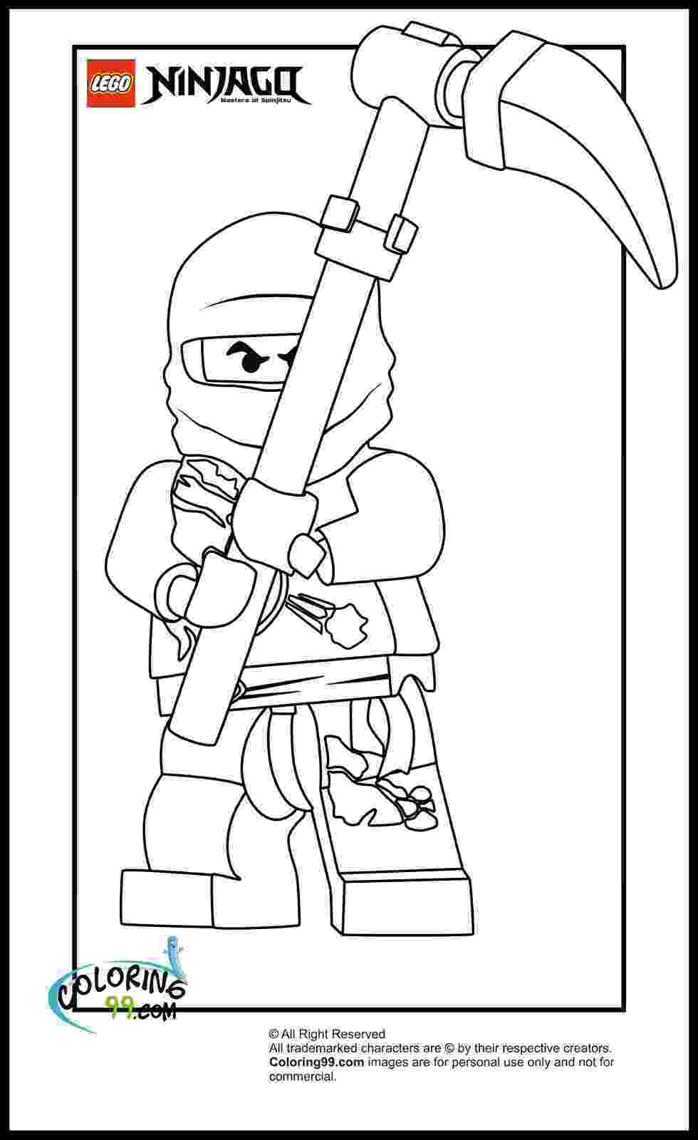 ninjago coloring lego ninjago cole coloring pages minister coloring ninjago coloring