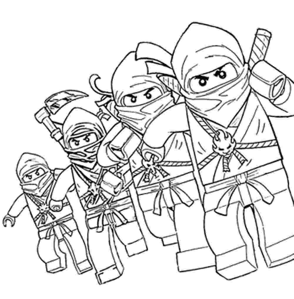 ninjago coloring lego ninjago coloring pages getcoloringpagescom ninjago coloring