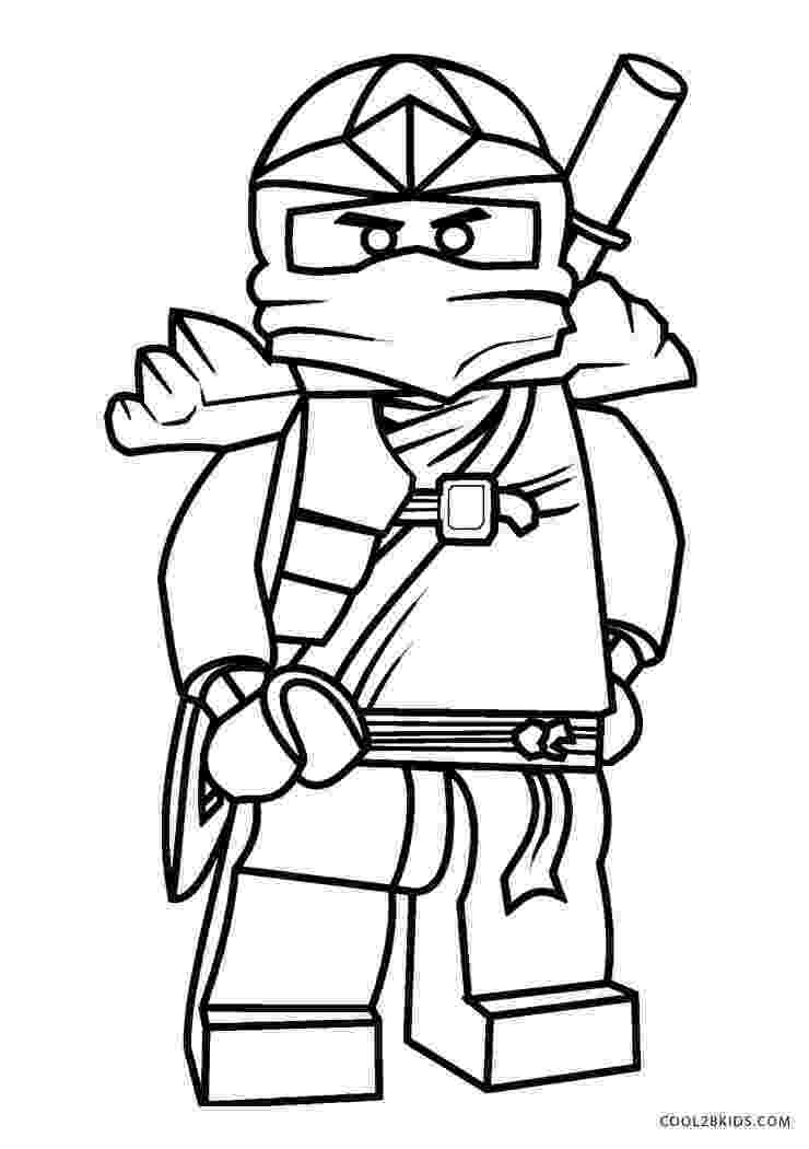 ninjago coloring page zane ninjago coloring pages for kids printable free ninjago page coloring