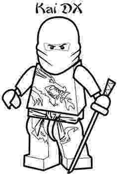 ninjago kai how to draw kai the red ninja from lego ninjago masters kai ninjago