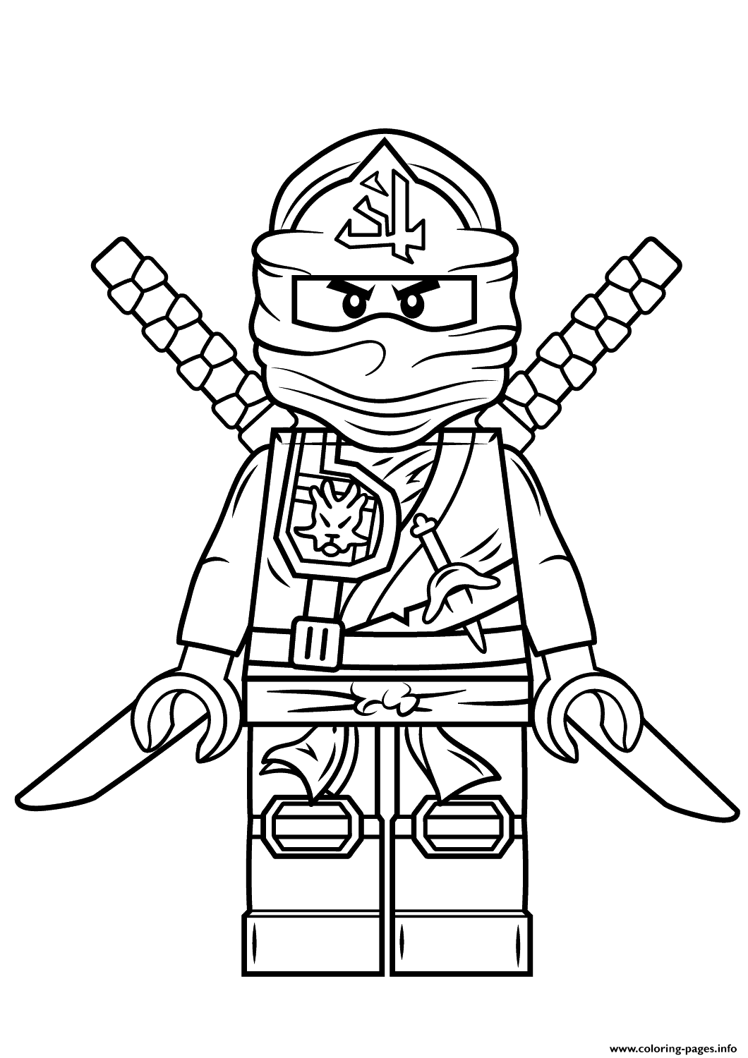 ninjago pictures to print free printable ninjago coloring pages for kids lego to ninjago pictures print