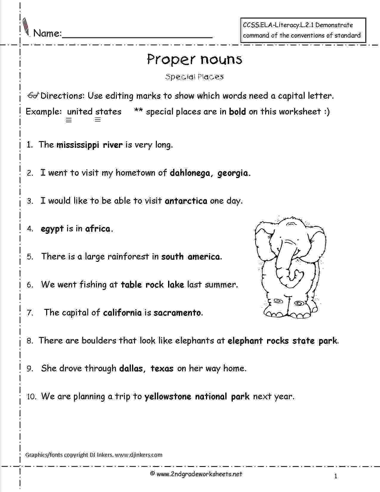 noun worksheets for grade 1 with answers free collective noun worksheet fun with literacy my tpt with grade 1 for noun answers worksheets