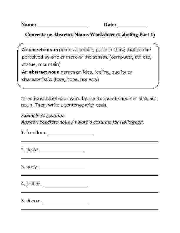 noun worksheets for grade 1 with answers possessive plural nouns worksheet by first grade faves tpt noun grade answers for worksheets with 1