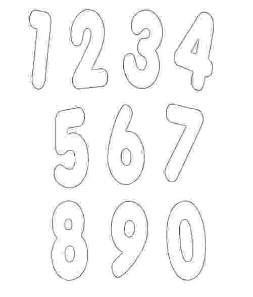 number 16 template free numbers clipart free craft project clipart 16 number template