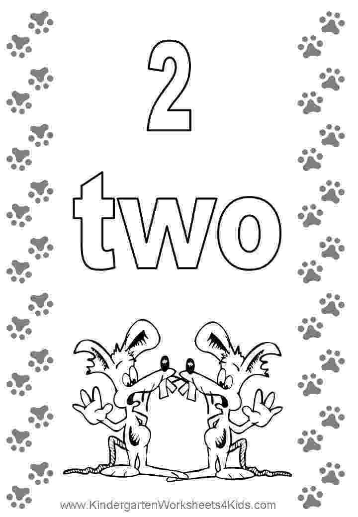number 2 coloring sheet 10 best numbers images on pinterest 2 coloring number sheet