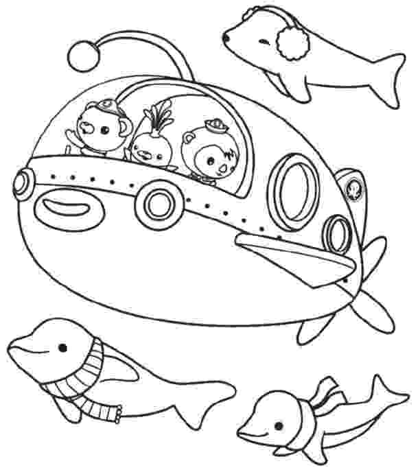 octonauts colouring octonauts coloring pages best coloring pages for kids colouring octonauts 1 1