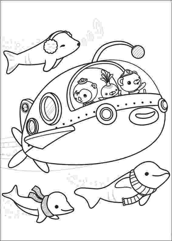 octonauts colouring octonauts coloring pages best coloring pages for kids colouring octonauts 1 3
