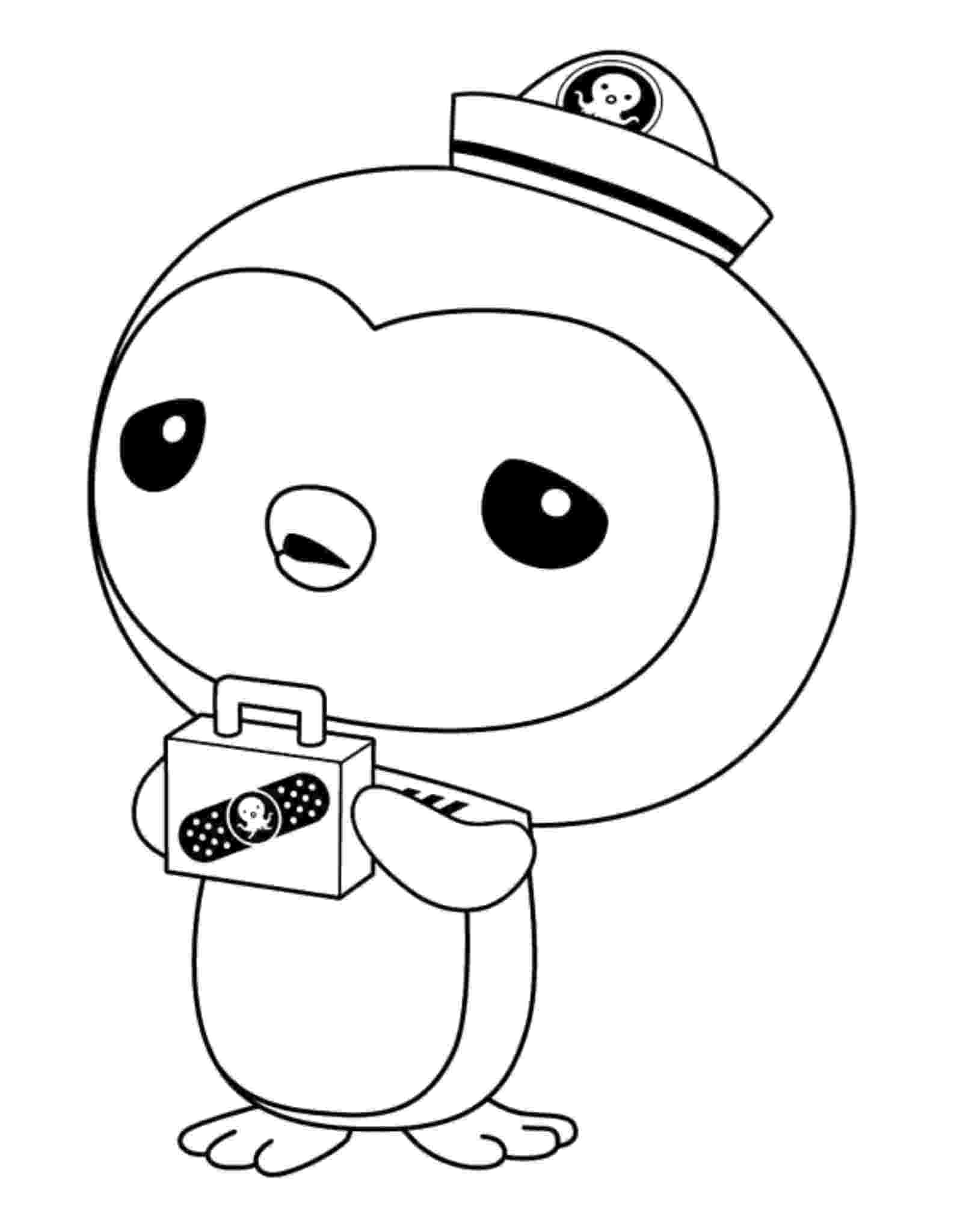 octonauts colouring octonauts coloring pages getcoloringpagescom octonauts colouring
