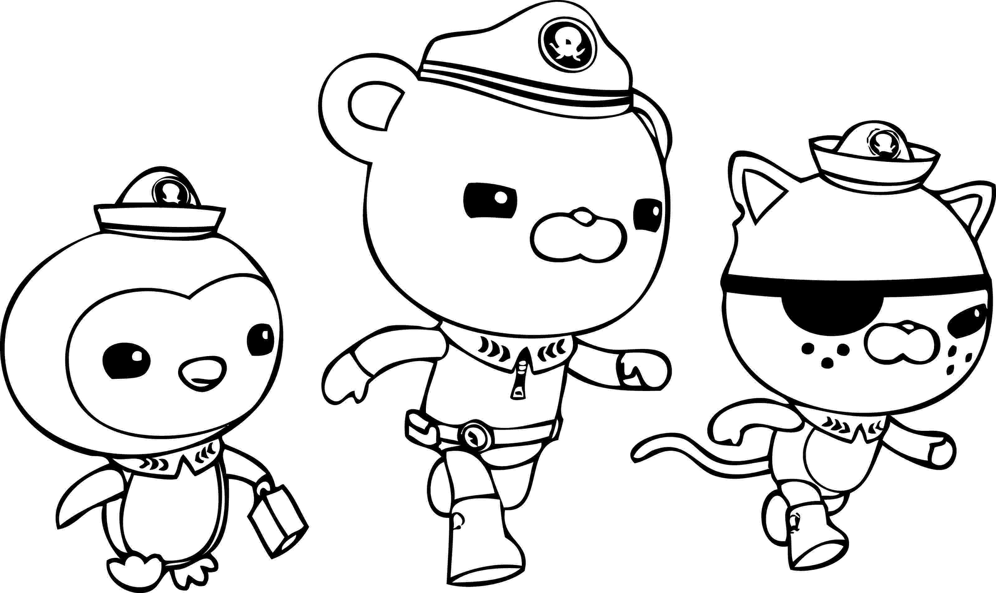 octonauts colouring print download octonauts coloring pages for your kids octonauts colouring