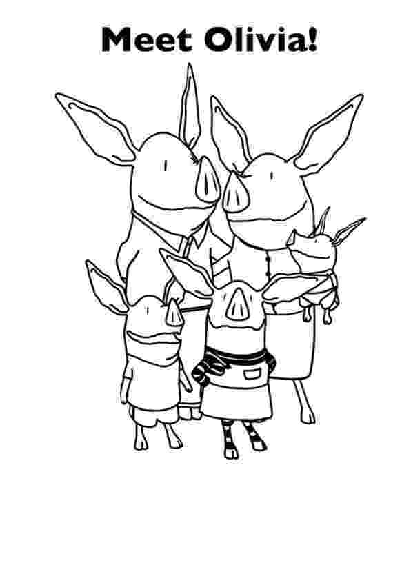 olivia the pig coloring pages kids n funcom 17 coloring pages of olivia coloring pages olivia pig the