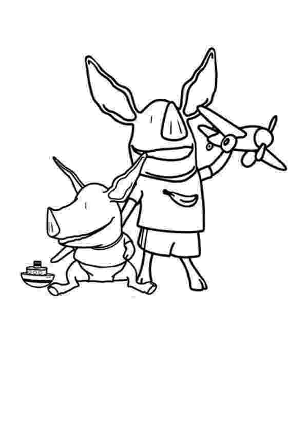 olivia the pig coloring pages kids n funcom 17 coloring pages of olivia coloring the olivia pages pig
