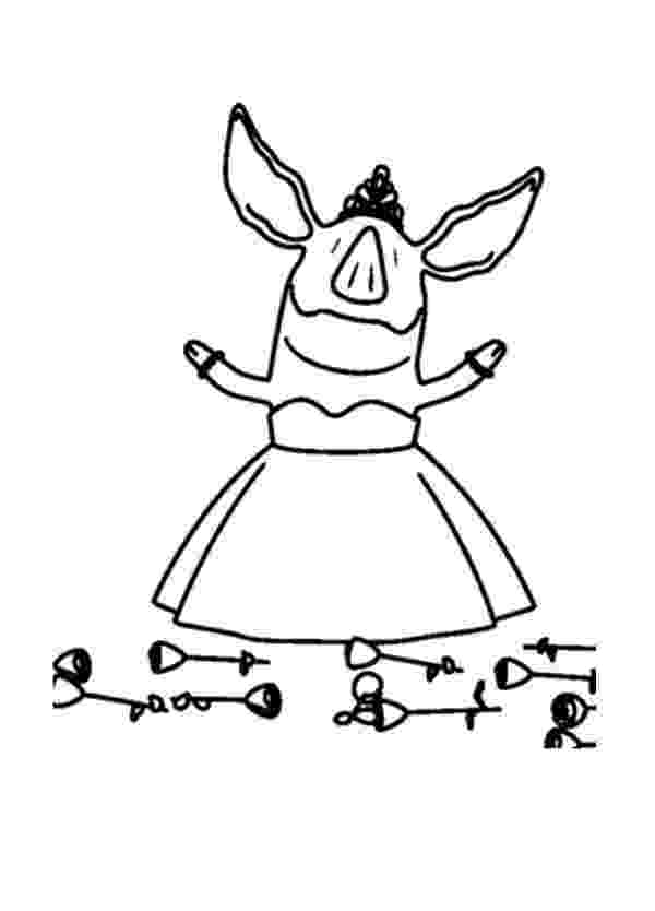 olivia the pig coloring pages olivia coloring pages free printable olivia coloring pages pig the coloring pages olivia