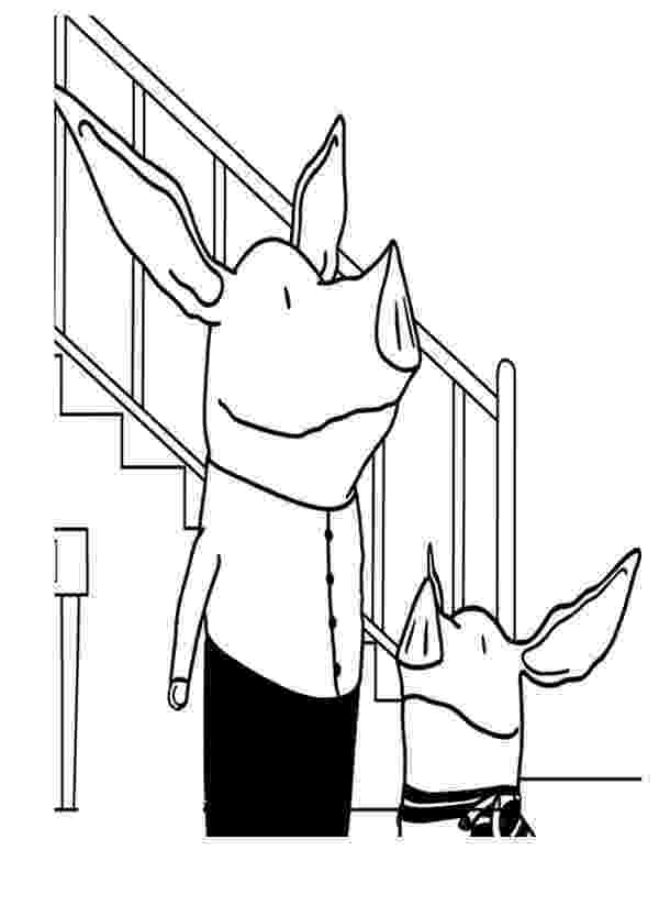 olivia the pig coloring pages olivia coloring pages to download and print for free pages coloring the pig olivia