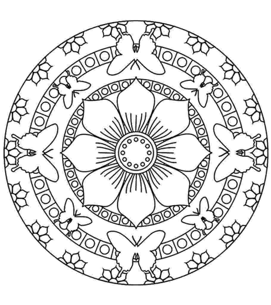 online coloring pages mandalas top 25 mandala coloring pages for your little ones online pages mandalas coloring