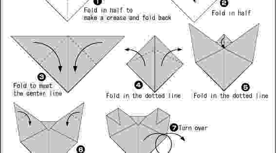 origami dog face instructions easy origami dog face instructions you can can fold easily instructions dog face origami