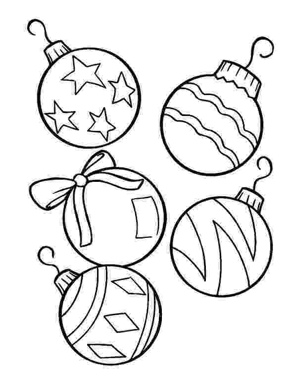 ornaments coloring pages 30 cheerful printable christmas ornaments kittybabylovecom pages coloring ornaments