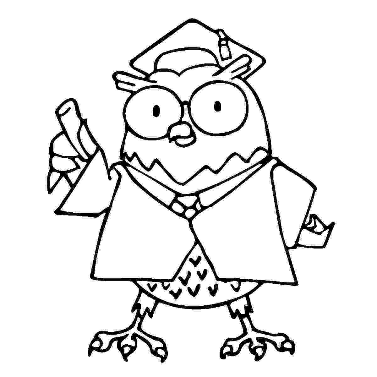 owl cartoon coloring pages f owls colouring pages page 3 pages coloring owl cartoon