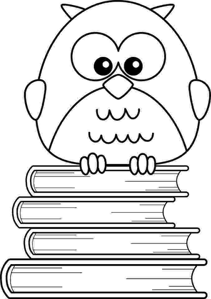owl coloring pages for kids 11 best boyama images on pinterest appliques coloring pages for owl kids coloring