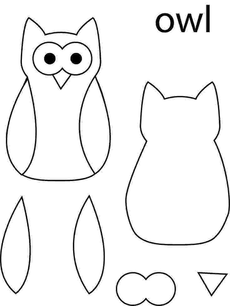 owl printable owls animal coloring pages pictures printable owl