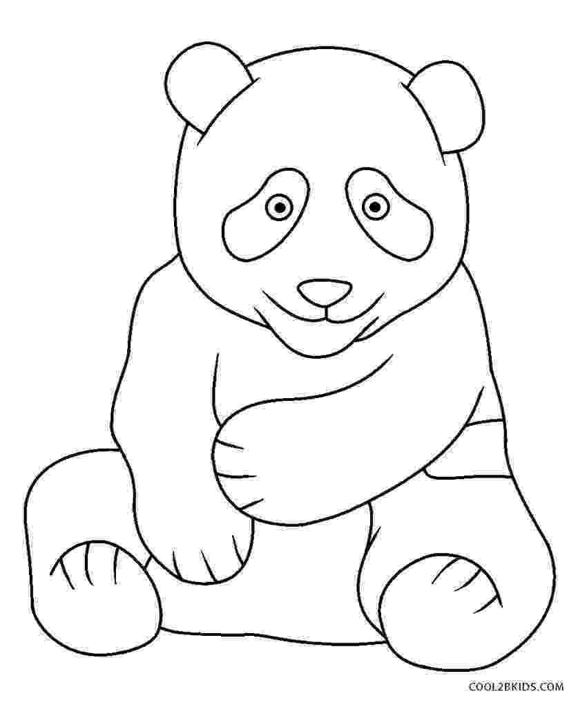 panda pictures to color panda coloring pages best coloring pages for kids color pictures panda to