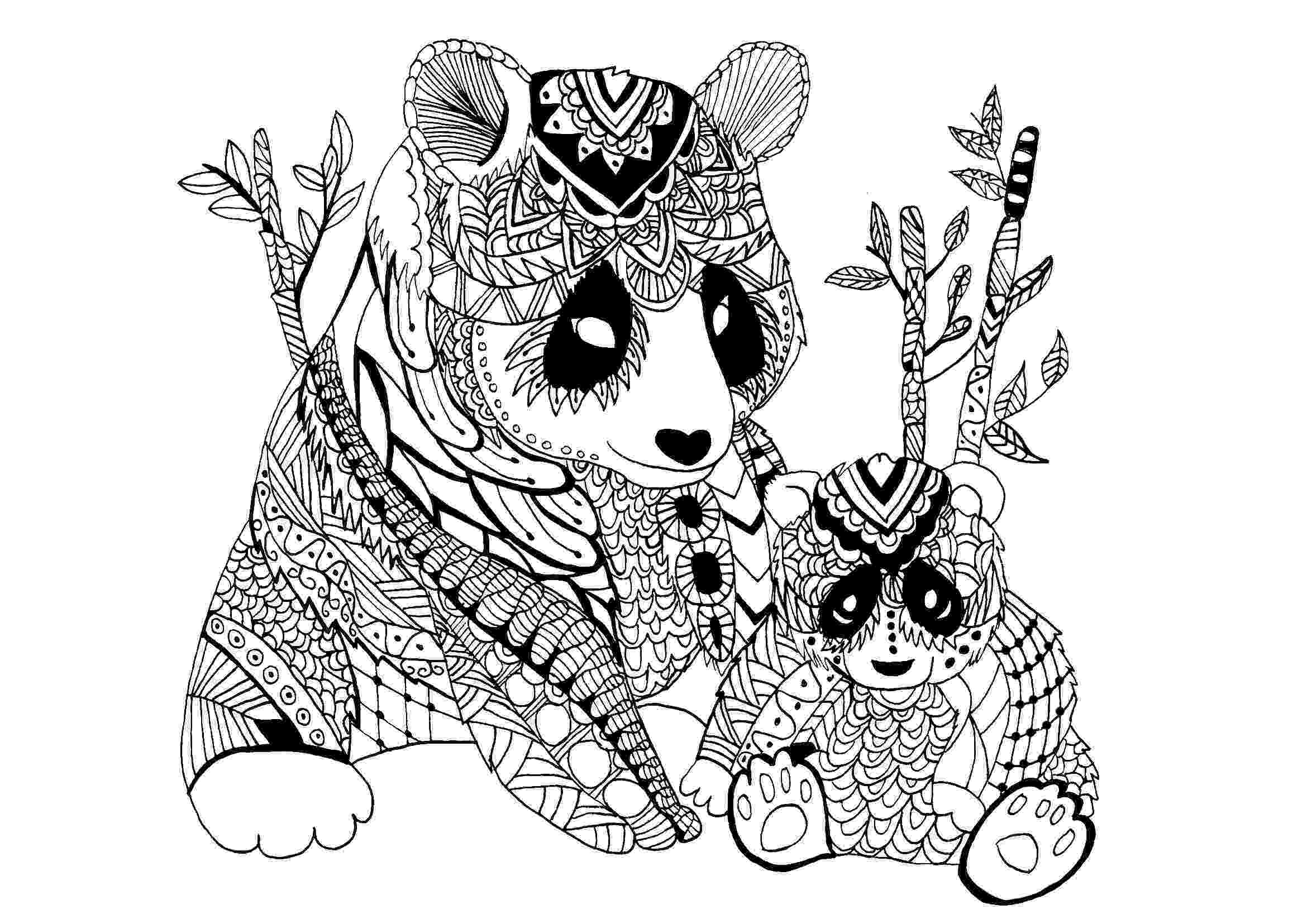 panda pictures to color panda coloring pages free printable enjoy coloring to color panda pictures