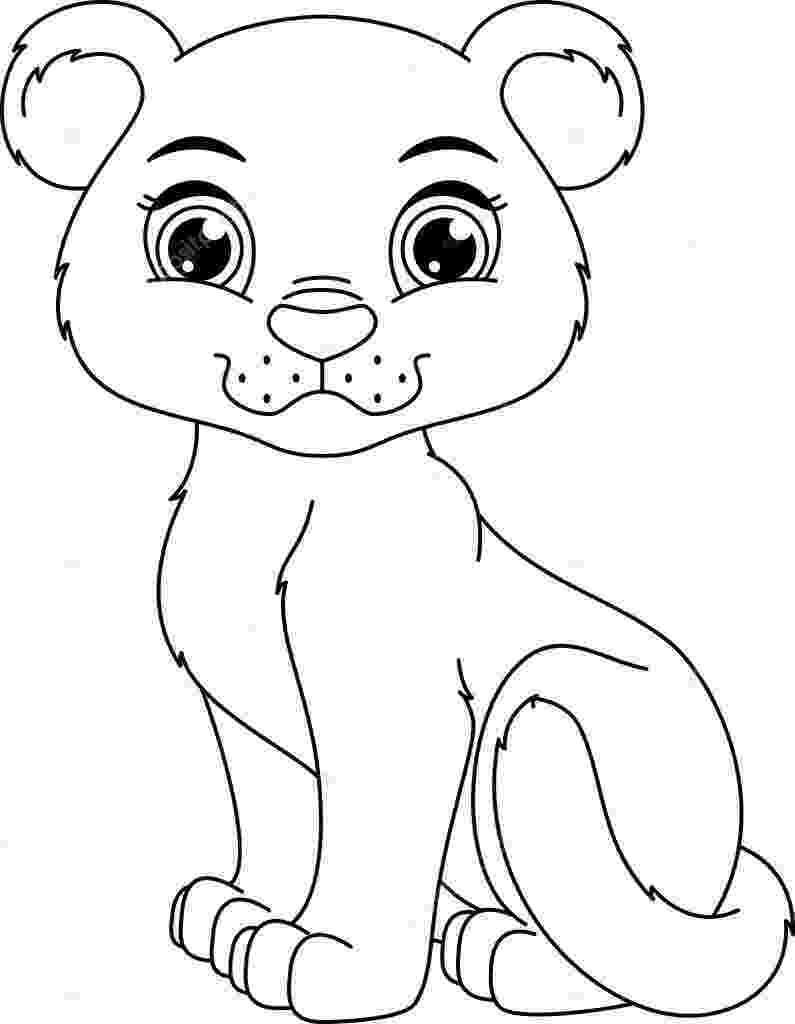 panther coloring page panther drawing images at getdrawingscom free for page coloring panther