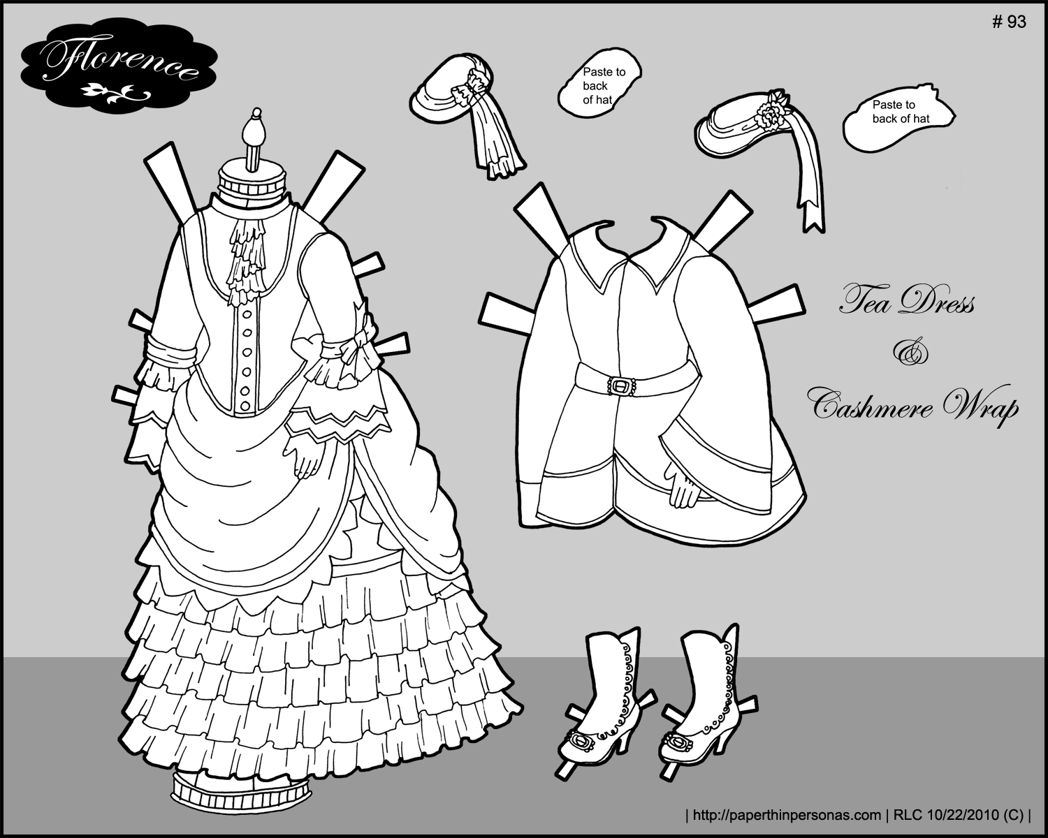 paper dress up doll four paper dolls in black and white for coloring up doll dress paper