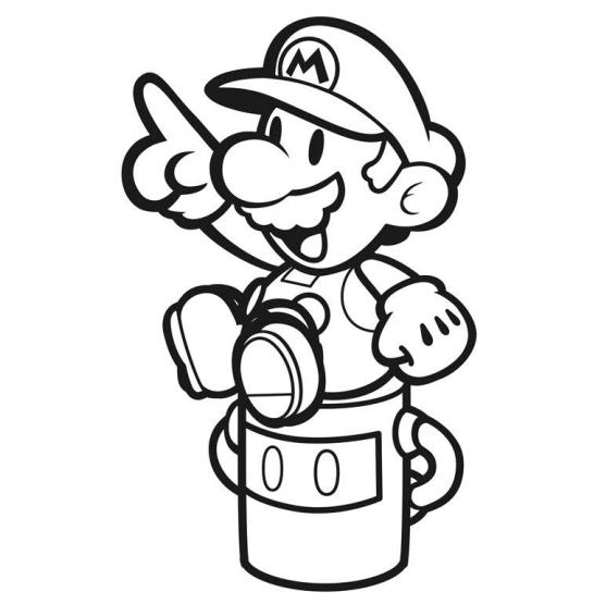 paper mario printables paper mario color splash official coloring book artwork mario printables paper