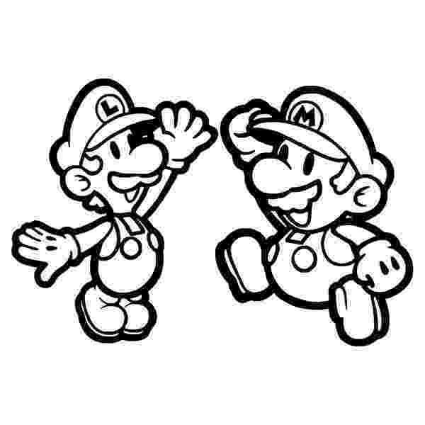 paper mario printables printable luigi coloring pages for kids cool2bkids mario printables paper
