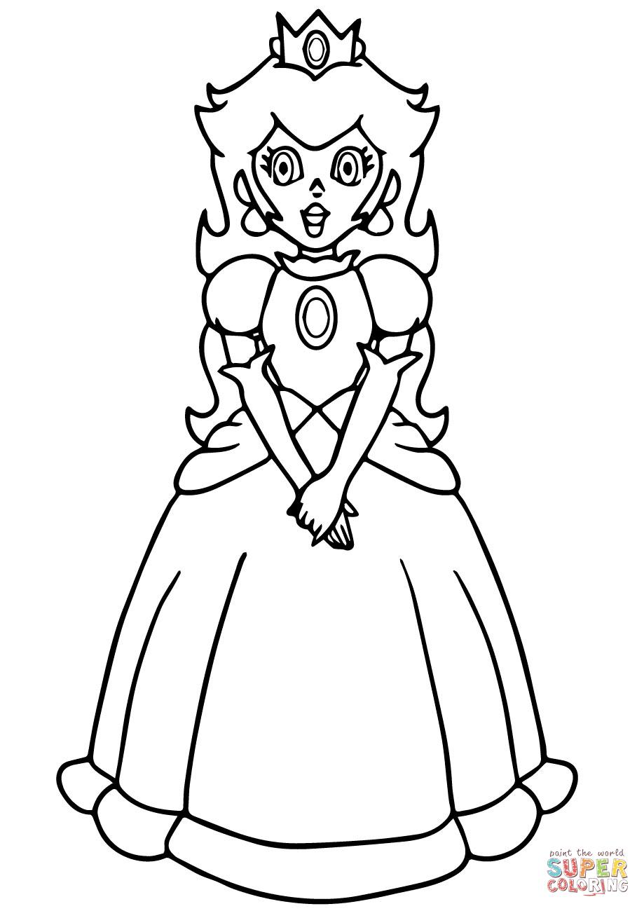 paper princess peach mario and princess peach sketch mario bros mario peach paper princess