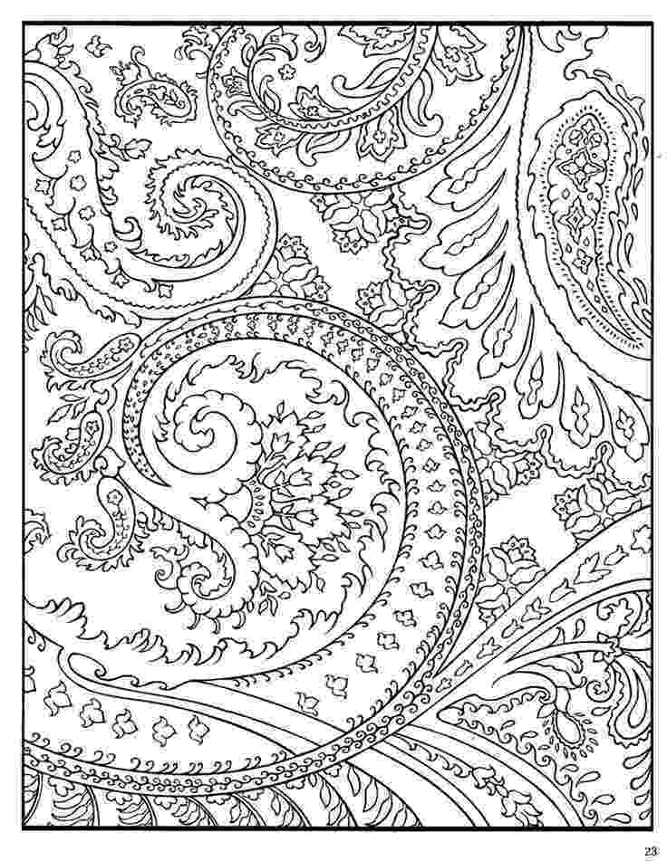 pattern coloring page large print adult coloring book 4 big beautiful page pattern coloring