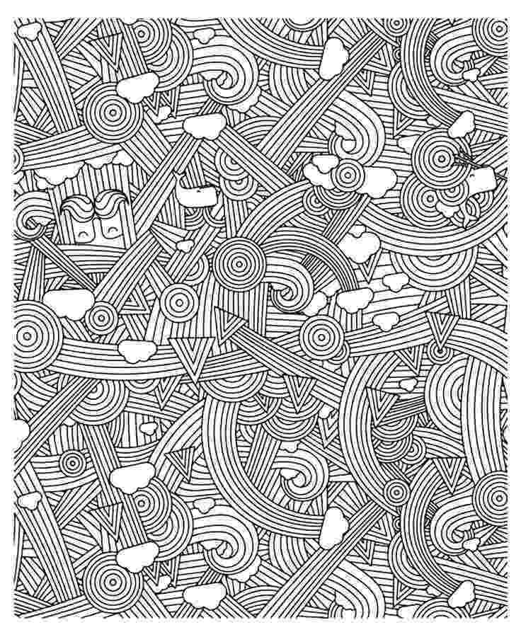 pattern coloring pages for adults free adult coloring pages happiness is homemade coloring adults pattern pages for