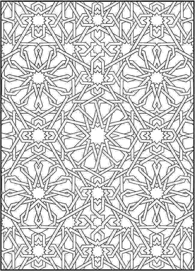 pattern coloring pages for adults mosaic coloring pages to download and print for free coloring pattern for pages adults