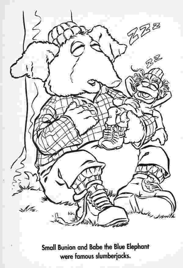 paul bunyan coloring page 42 paul bunyan coloring pages pin by elspeth liermann on page paul bunyan coloring