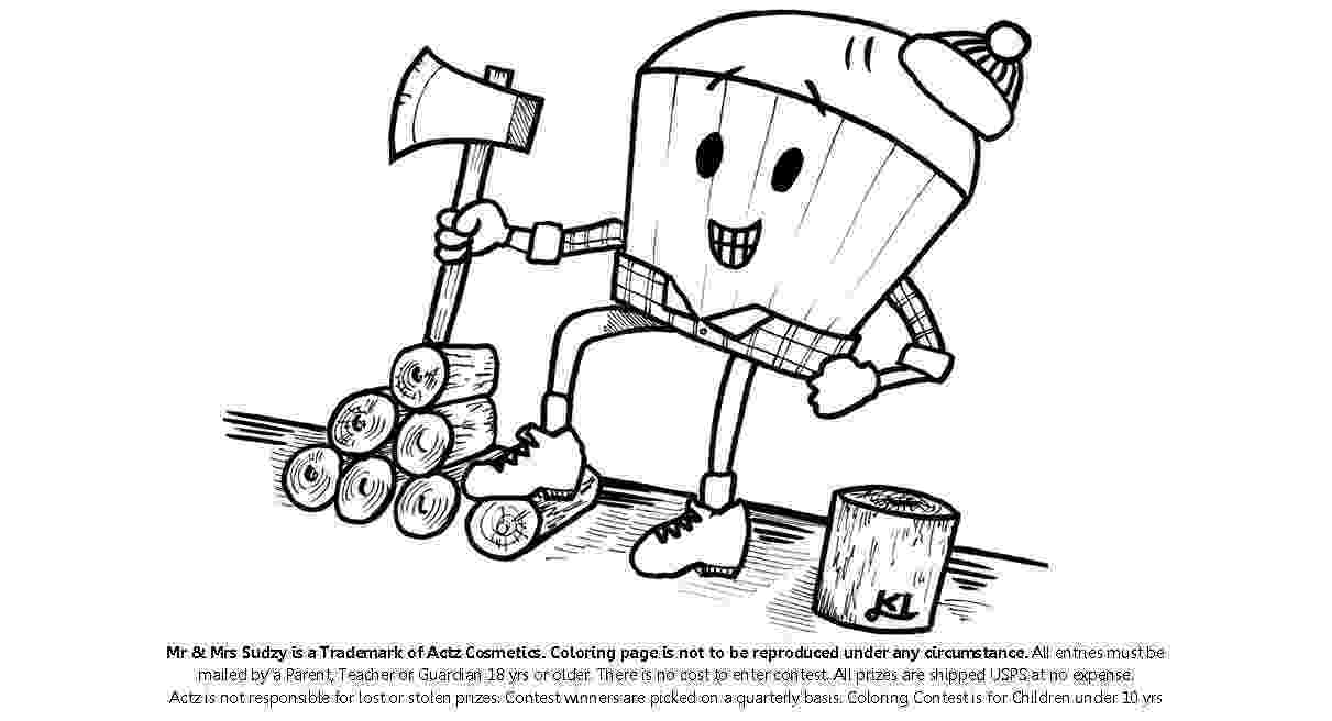 paul bunyan coloring page learn about paul bunyan with these free printables one paul page coloring bunyan