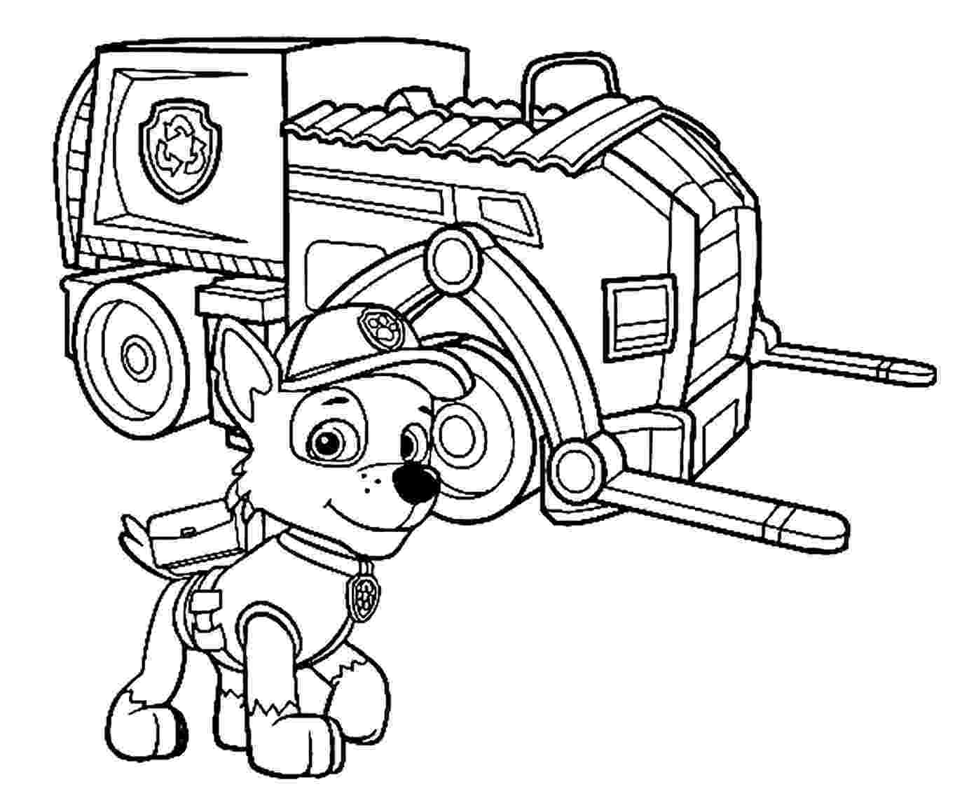 paw patrol coloriage paw patrol to print for free paw patrol kids coloring pages paw patrol coloriage