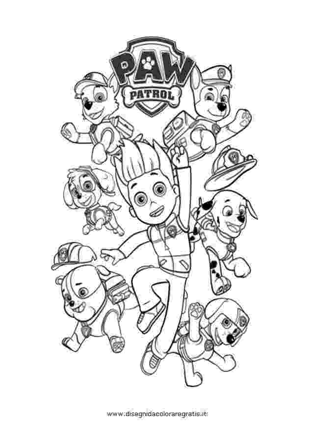 paw patrol coloring pages free paw patrol coloring pages coloring home coloring paw pages free patrol