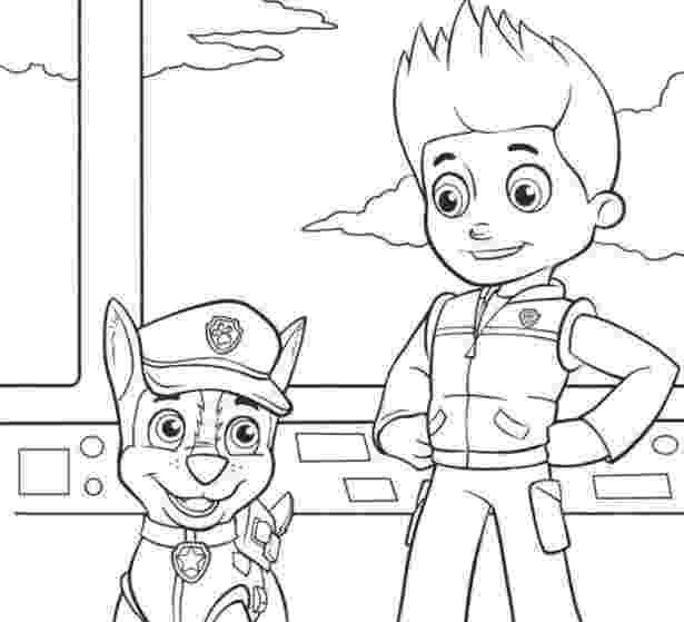 paw patrol ryder coloring page paw patrol coloring page coloring home paw coloring ryder page patrol