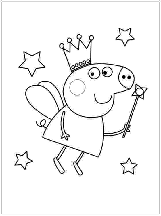 peppa pig coloring page peppa pig colouring sheets print out from the thousand coloring pig peppa page